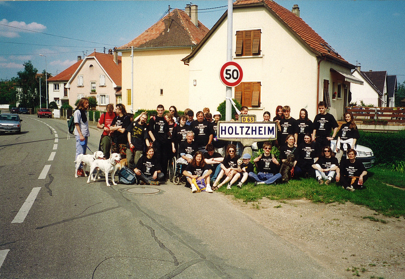 Large medium 1999 one voice holtzheim